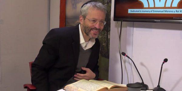 Parashat Toldot – Iaakov recebe a bênção de Essav(Esaú) … Então…  é permitido mentir?
